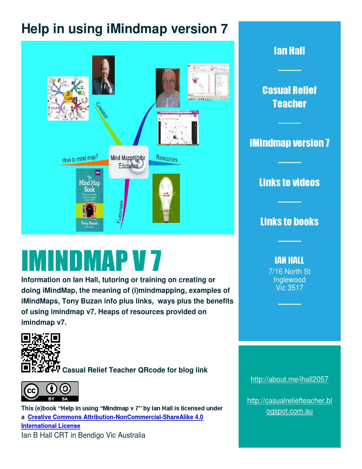 Help in Using iMindmap v 7 by Ian Hall - issuu