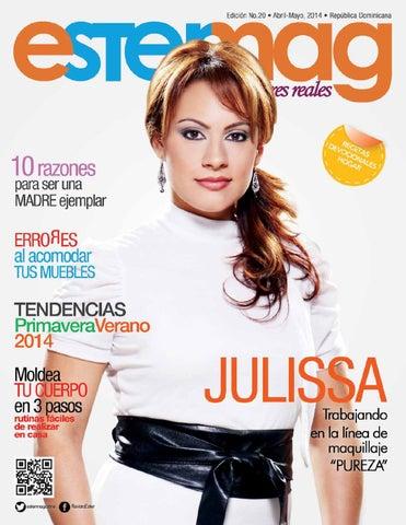 Revista Ester – Edición No. 20, Abril – Mayo Año 2014
