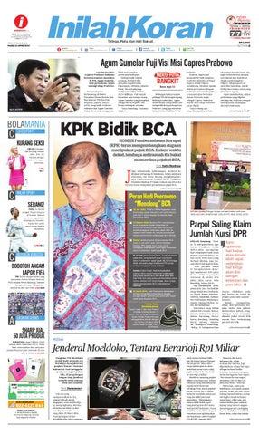 c86009596f3 KPK Bidik BCA by inilah koran - issuu