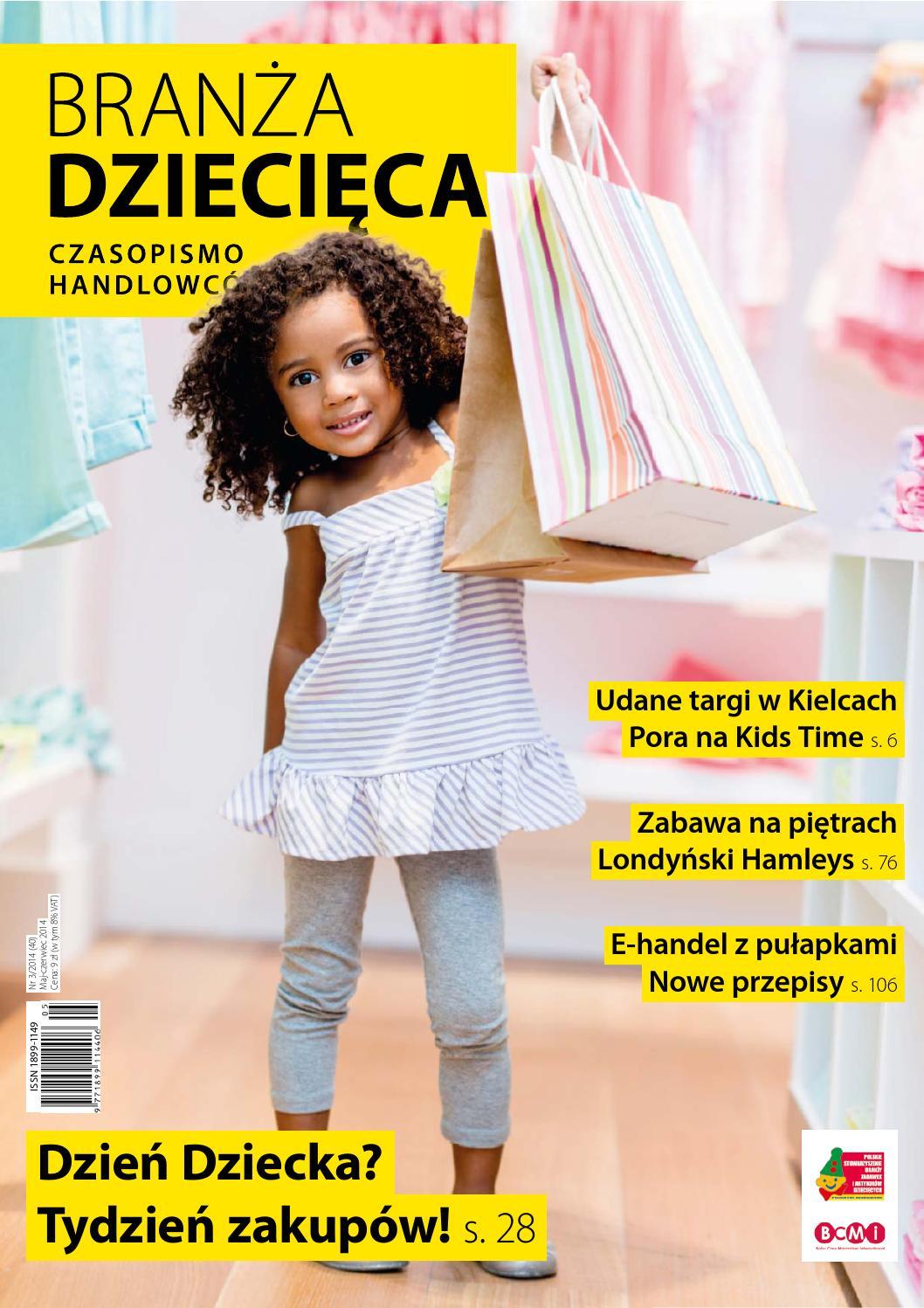 4805a98f3ae777 Branża Dziecięca 3/2014 by Branża Dziecięca - issuu