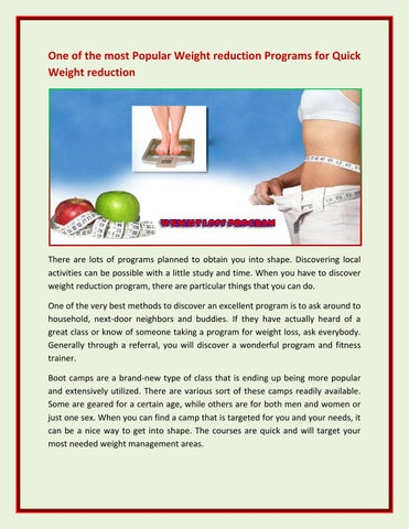 Supplement to promote weight loss photo 1