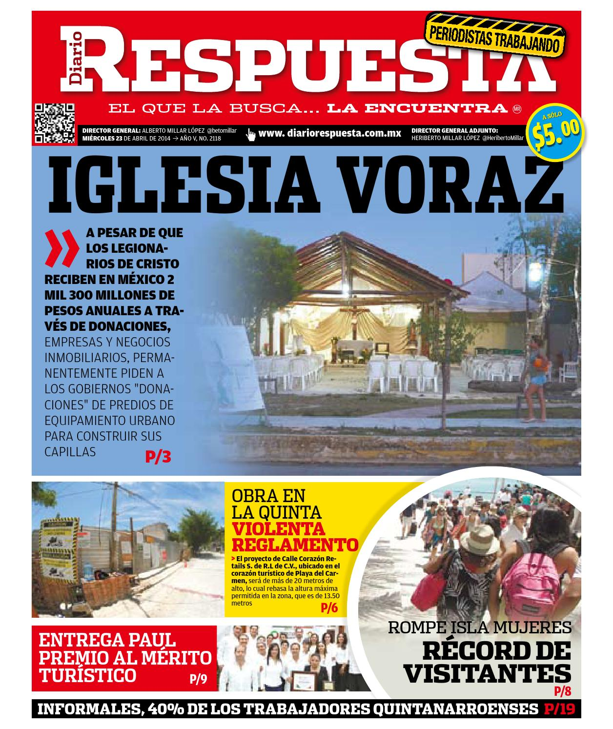Respuesta by Diario Respuesta - issuu b1f738fcd1a75