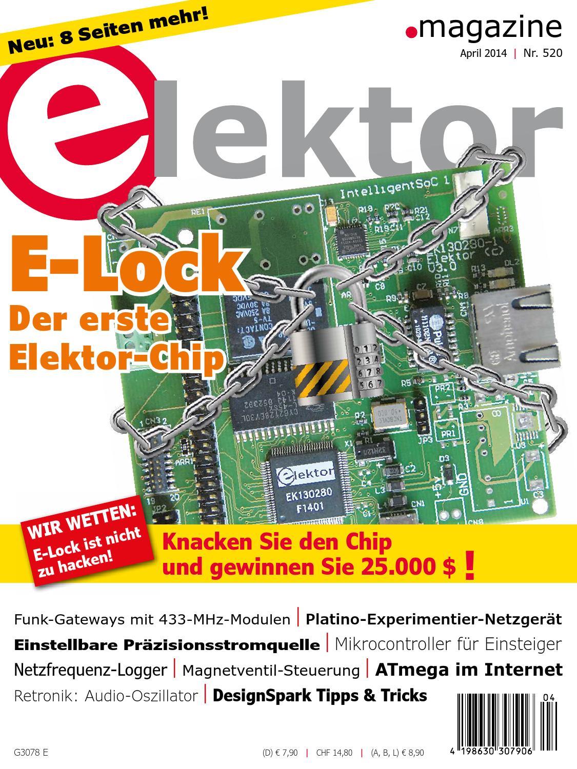 Elektor 04/2014 (DE) by Elektor - issuu