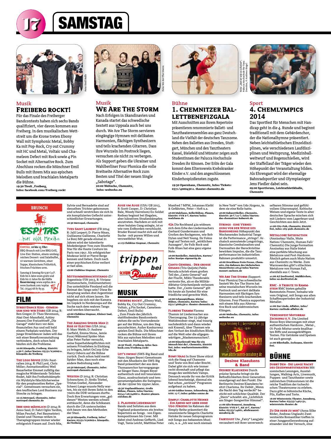 Stadtstreicher Mai 2014 by Stadtstreicher Stadtmagazin issuu