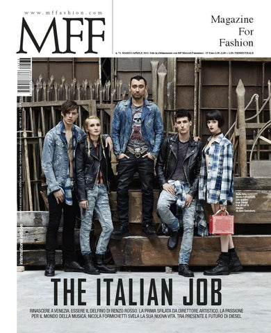 MFF73 - The Italian job by Class Editori - issuu 7c08b48051b9
