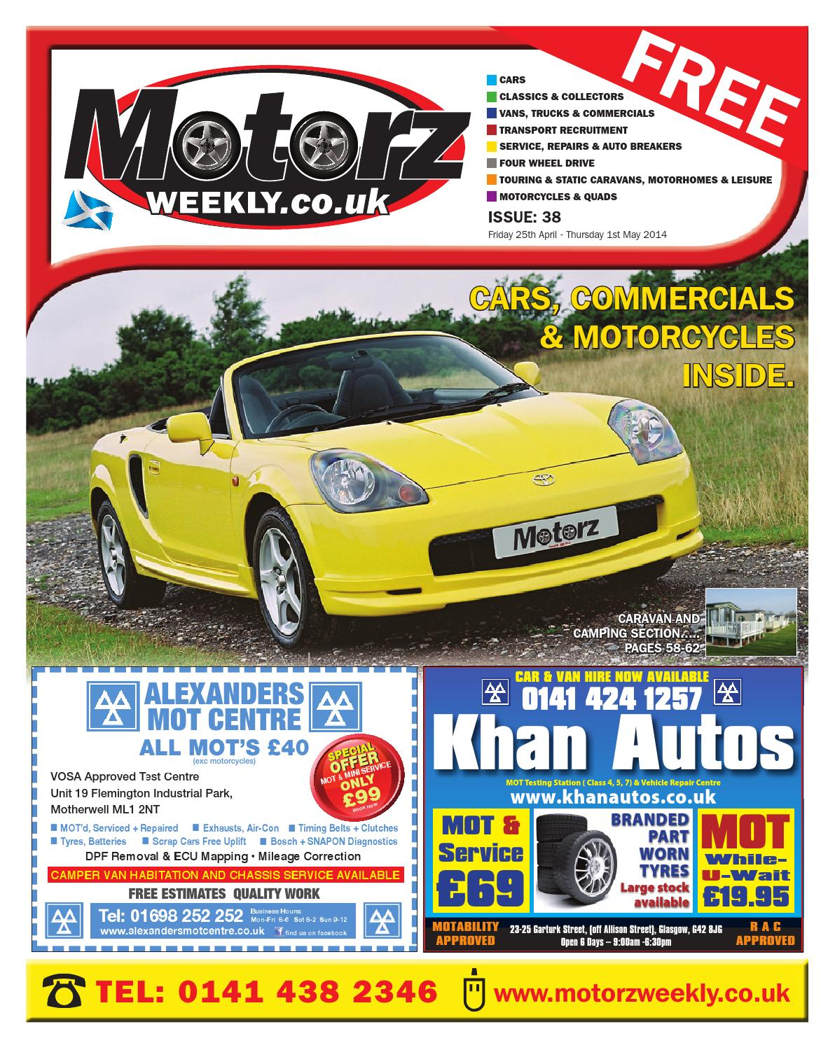 Issue 038 By Motorz Weekly Issuu Kia Venga Fuse Box Location
