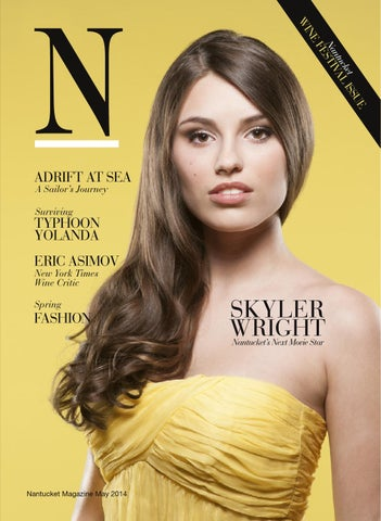 May Issue By Nantucket Magazine Issuu