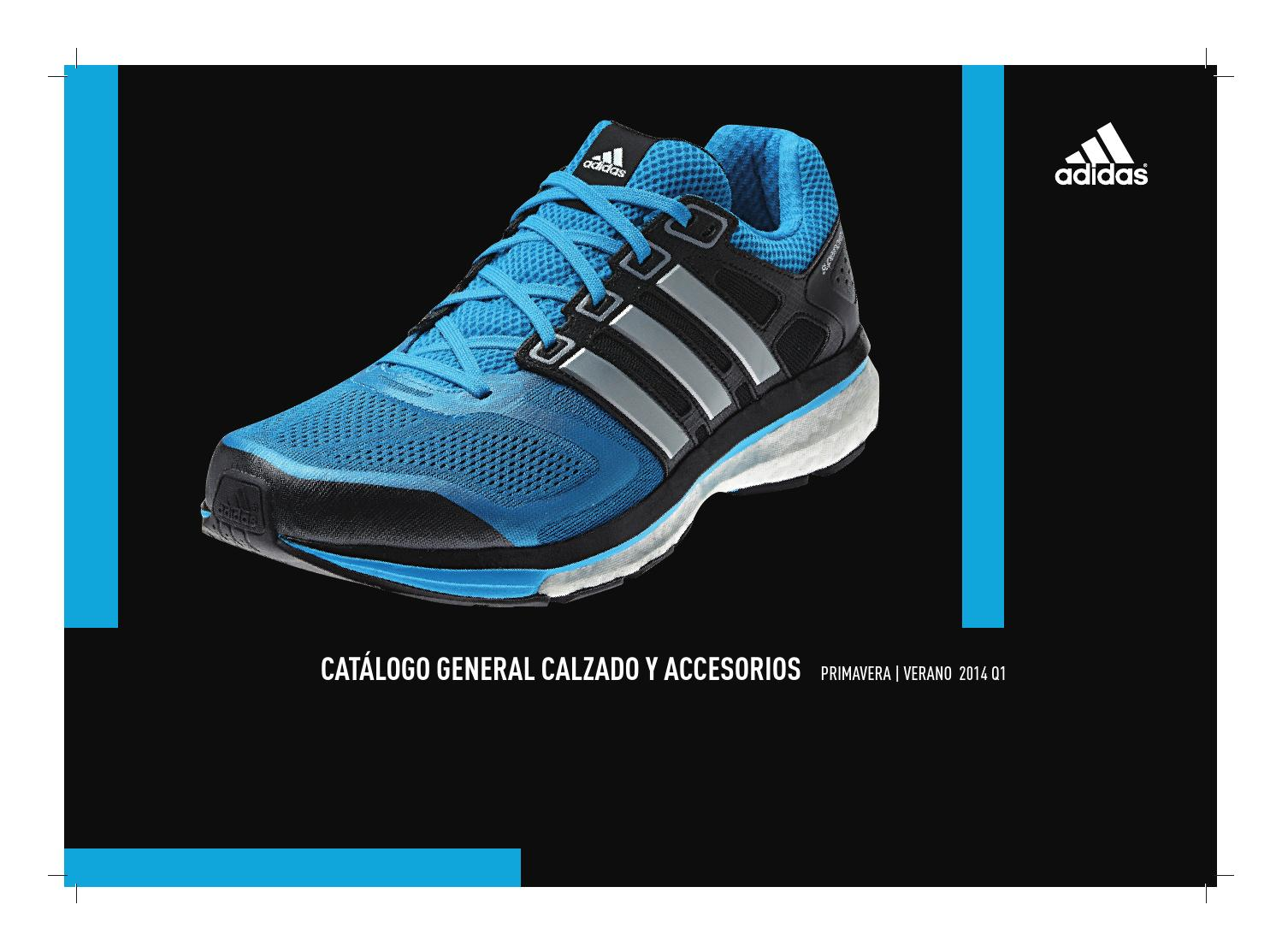 sneakers for cheap e02d1 d246f Q1ss14 general calzado y accesorios by Futbol y mas Deportes