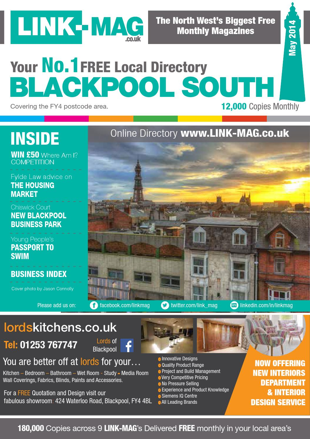 Blackpool South May 2014 by LINK-MAG - issuu