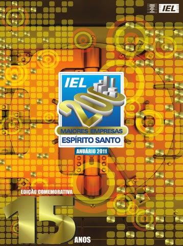 Anuário IEL 200 Maiores Empresas no Espírito Santo by Next Editorial ... f96656f2fd0a1