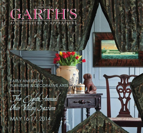 6210721b324 2014 May  Garth s Early American Auction Catalog by Garth s Auctions ...