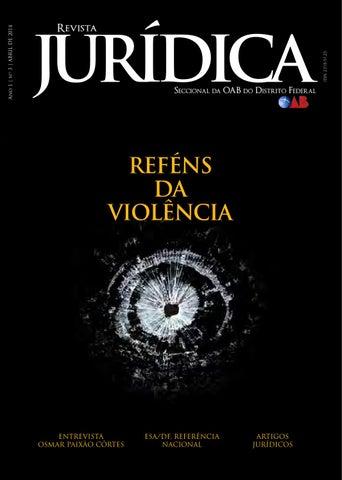 Revistajuridica03 oab df by Ordem dos Advogados do Brasil – Seção do ... c85550e6fb