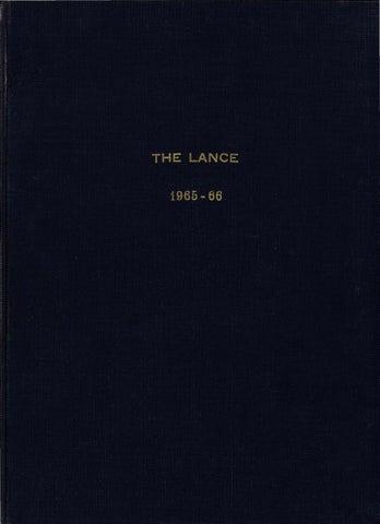 1965-66 Lance by Westside Foundation - issuu fd10be90ae864