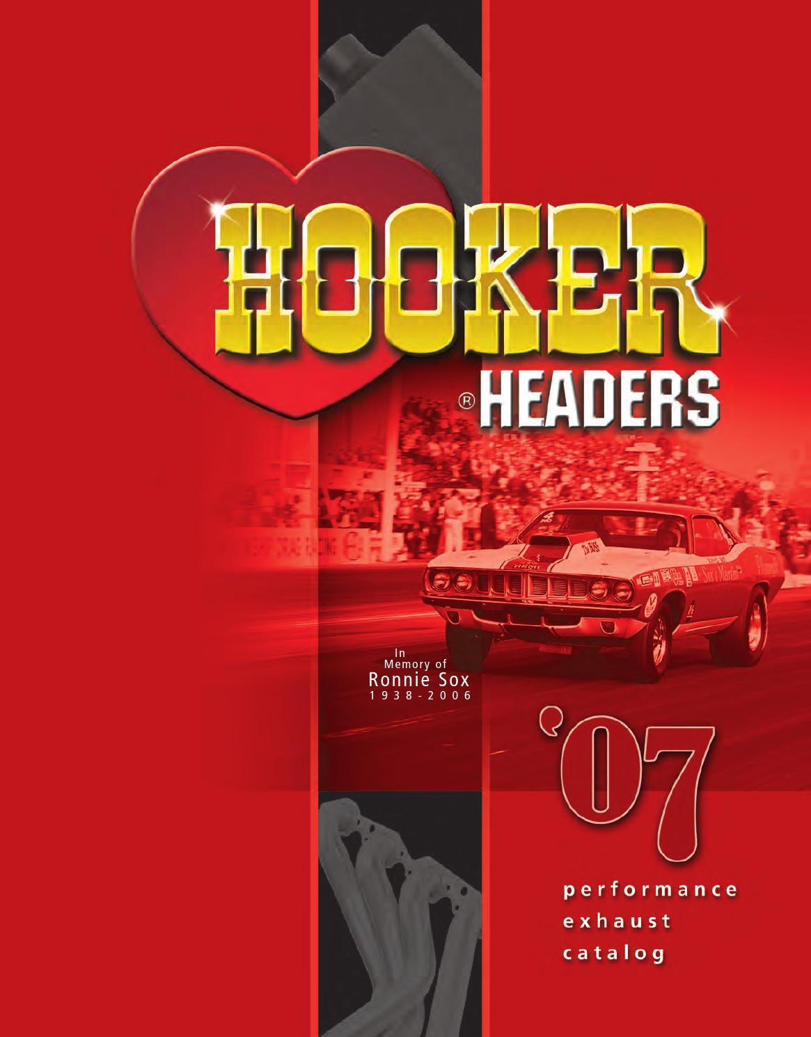 Hooker 21602HKR Hooker Maximum Flow Muffler