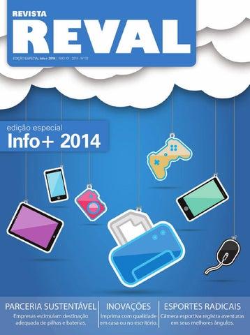 Revista Reval Info+ 2014 by Reval Atacado de Papelaria Ltda. - issuu efea83ee429a5
