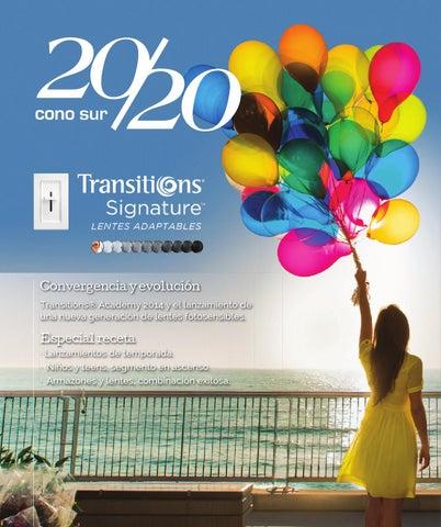 e6690b9264 Convergencia y evolución Transitions® Academy 2014 y el lanzamiento de una  nueva generación de lentes fotosensibles.