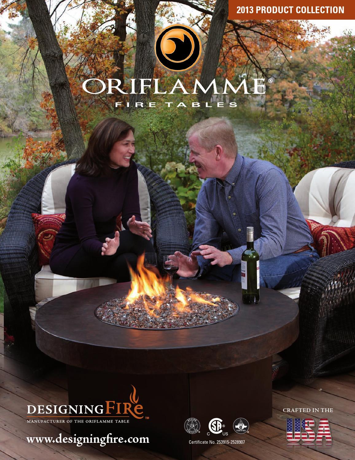 Oriflamme Catalog By Marx Fireplaces Lighting Issuu