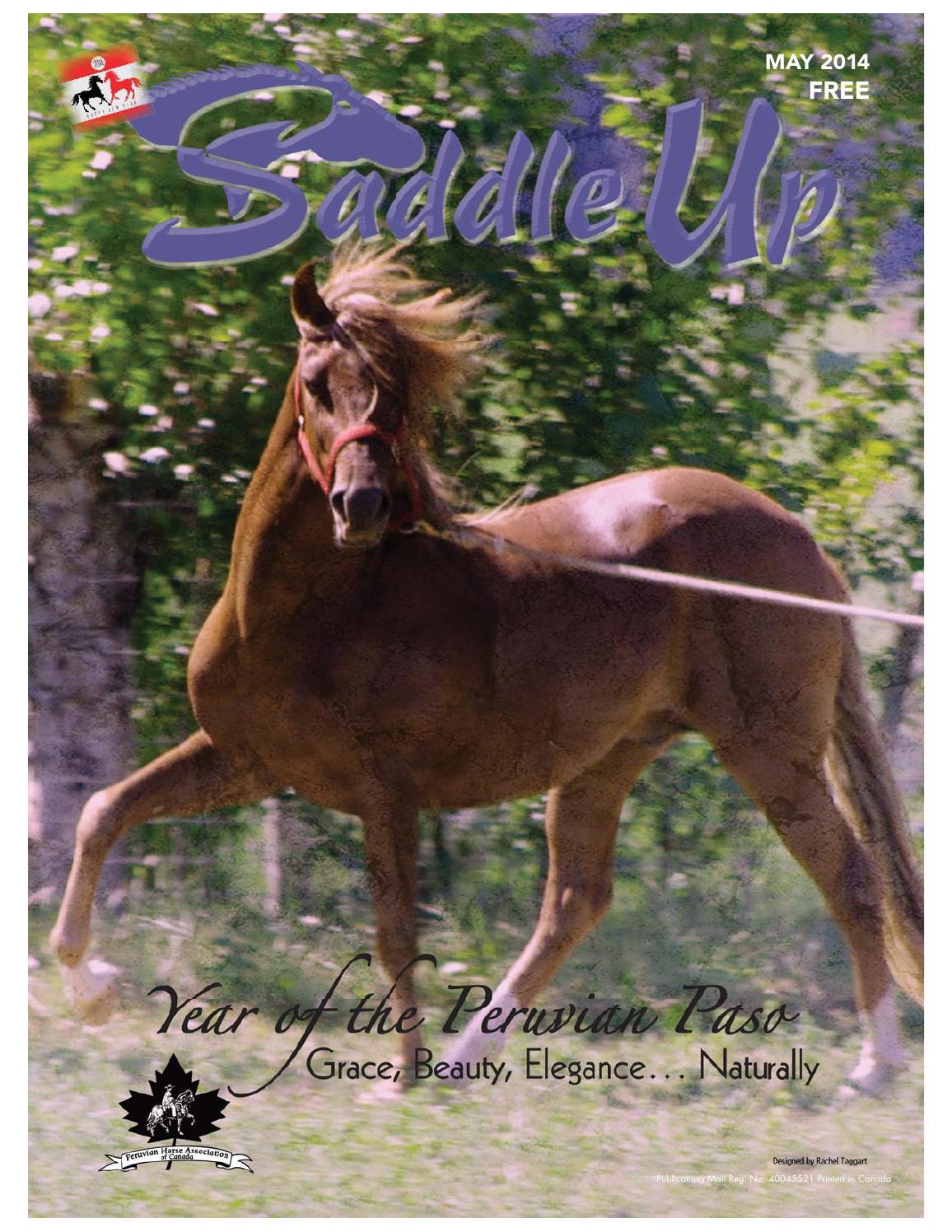 Saddle Up May 2014 by Saddle Up magazine - issuu 6fb7a8c27a
