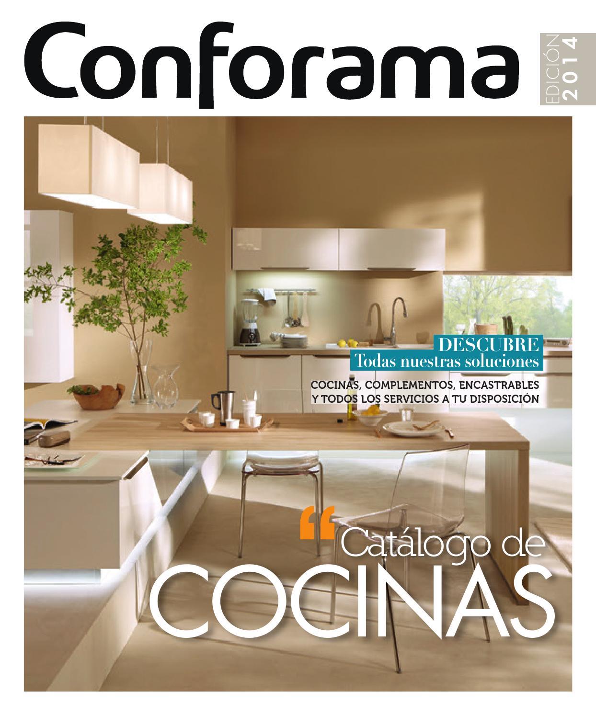 Conforama Catalogo Cocinas2014 By Catalogopromociones Com