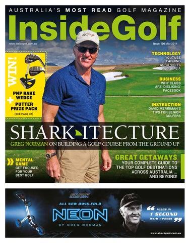 baedf7c47c4 Inside Golf - May 2014 by Inside Golf - issuu