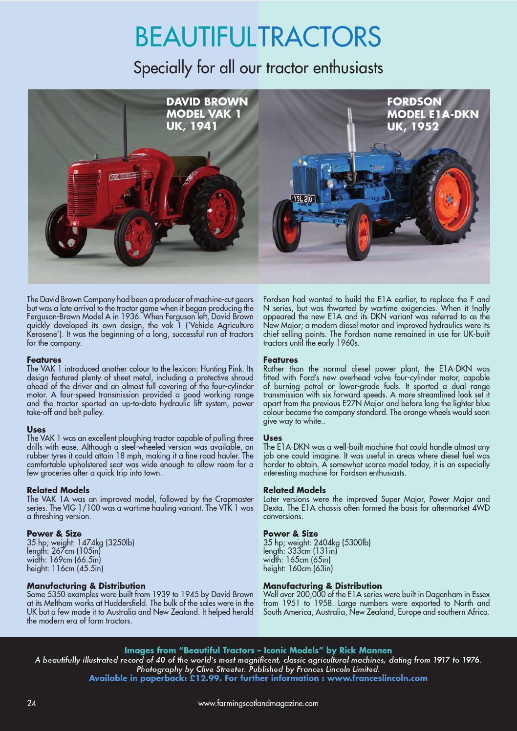 Farming Scotland Magazine (May - June 2014) by Athole Design