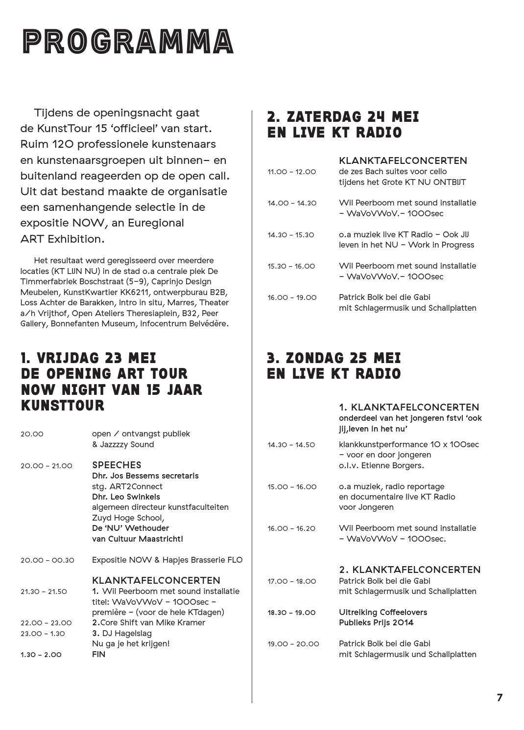 Caprinjo Design Meubels Maastricht.Kunsttour Gids 2014 By Jan Smeets Issuu