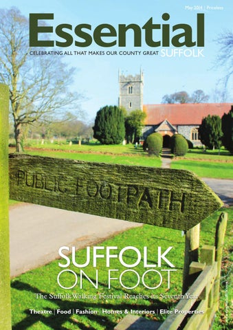 Essential Suffolk May 2014 By Achieve More Media Issuu