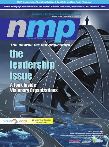 National Mortgage Professional Magazine April 2014