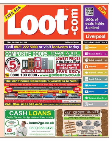 Loot Liverpool, 18th April 2014 by Loot issuu