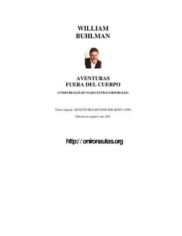 Aventuras fuera del cuerpo by Libros para abrir tu mente - issuu