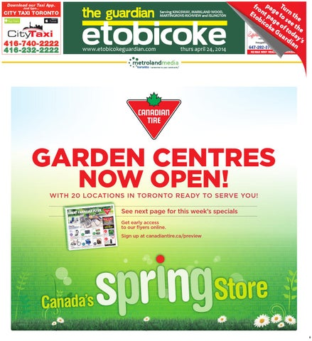 April Central By The Etobicoke Guardian Issuu - What is a deposit invoice rocco's online store