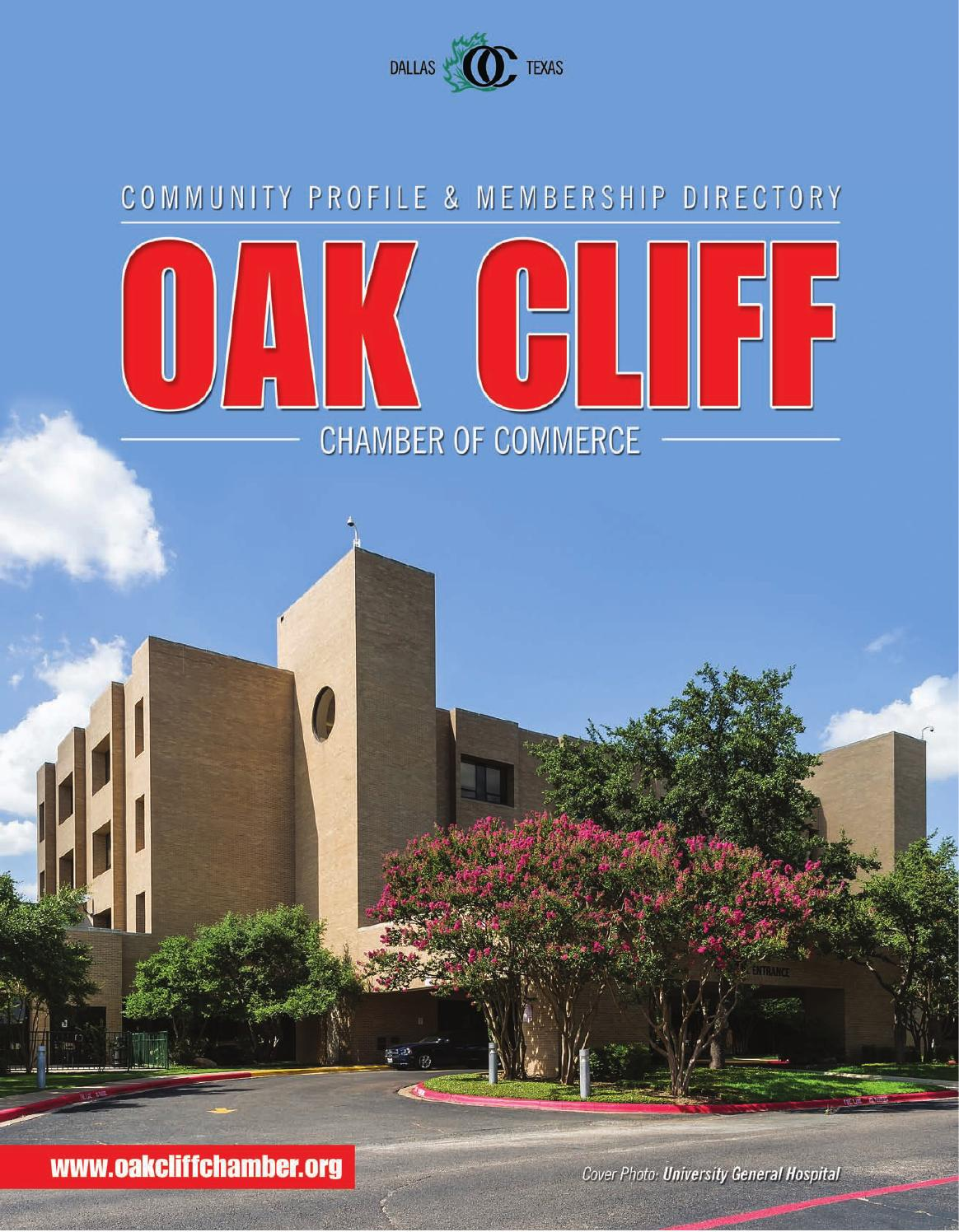 oak cliff resource center - HD1164×1496