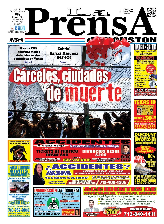 Edicion637 by La Prensa de Houston - issuu