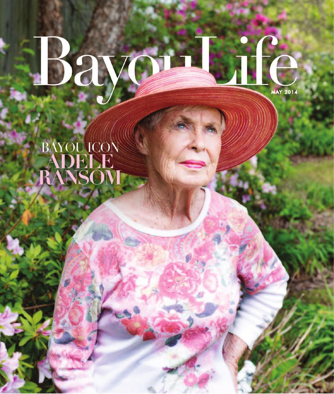 24f826754d7 BayouLife Magazine May 2014 by BayouLife Magazine - issuu