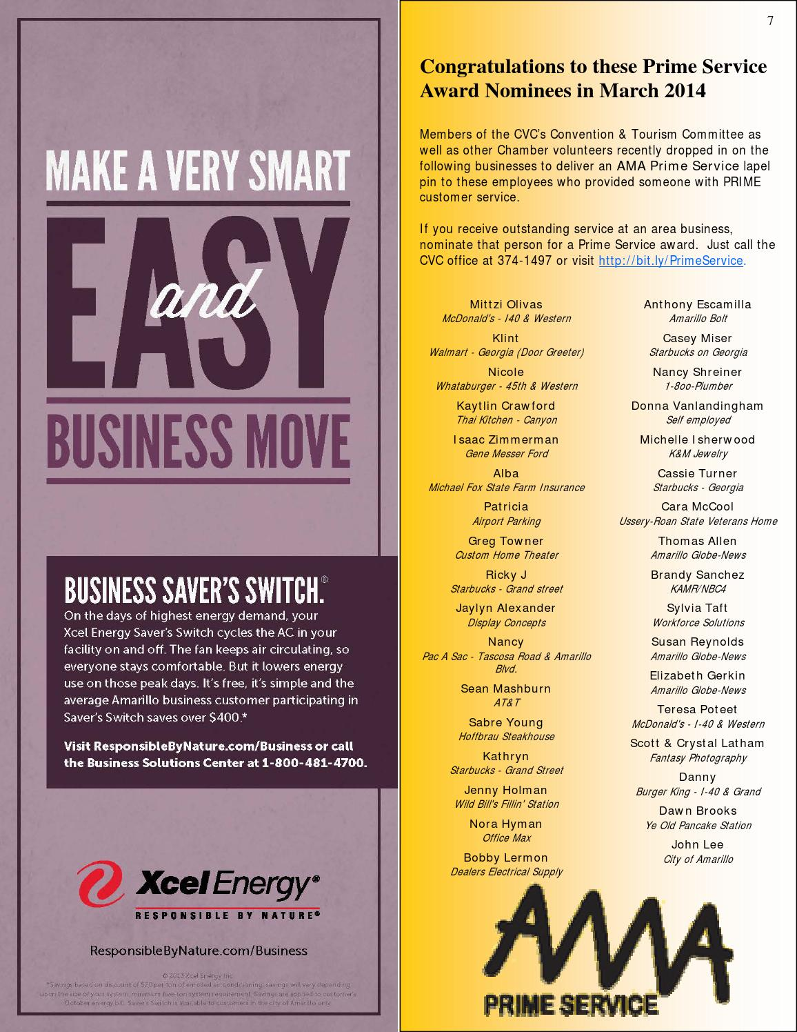April 2014 by Amarillo Chamber of Commerce - issuu