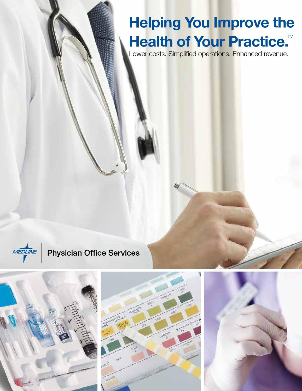 Medline Physician Office Catalog by Medline Industries - issuu