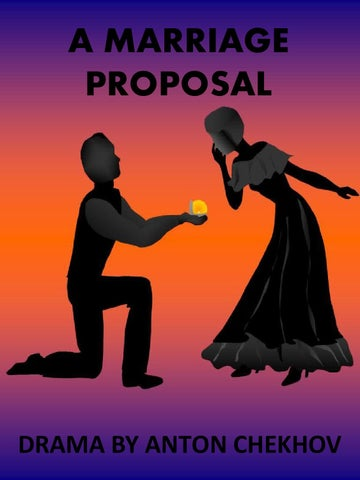 A Marriage Proposal By Mcoto Issuu