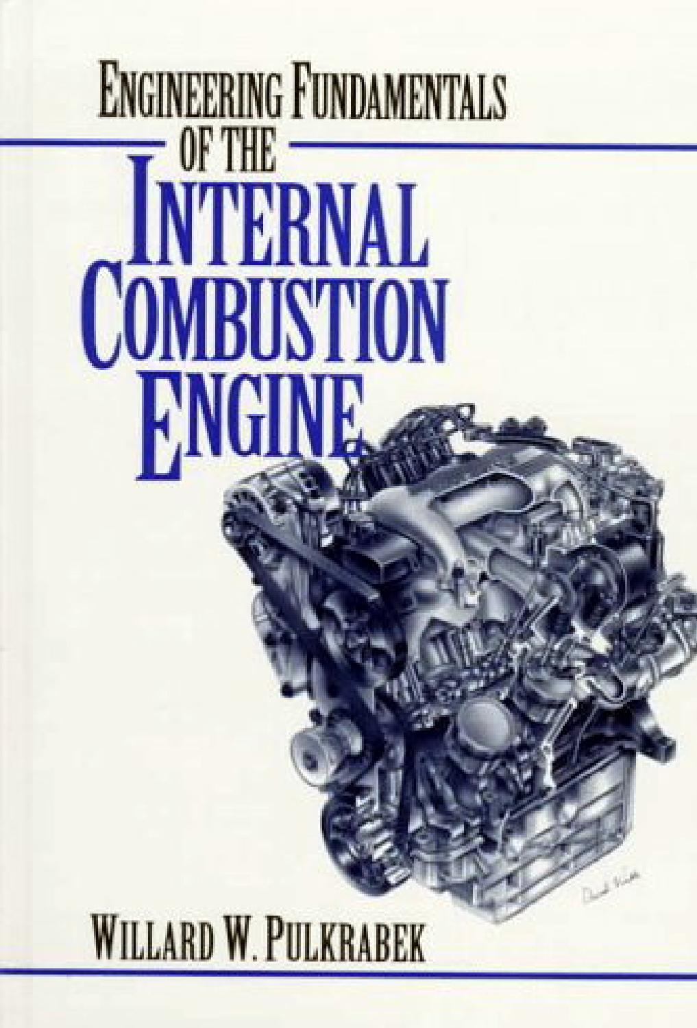 Engineering fundamentals of the internal combustion engine, pulkrabek by  Ahmad Hanif Firdaus - issuu