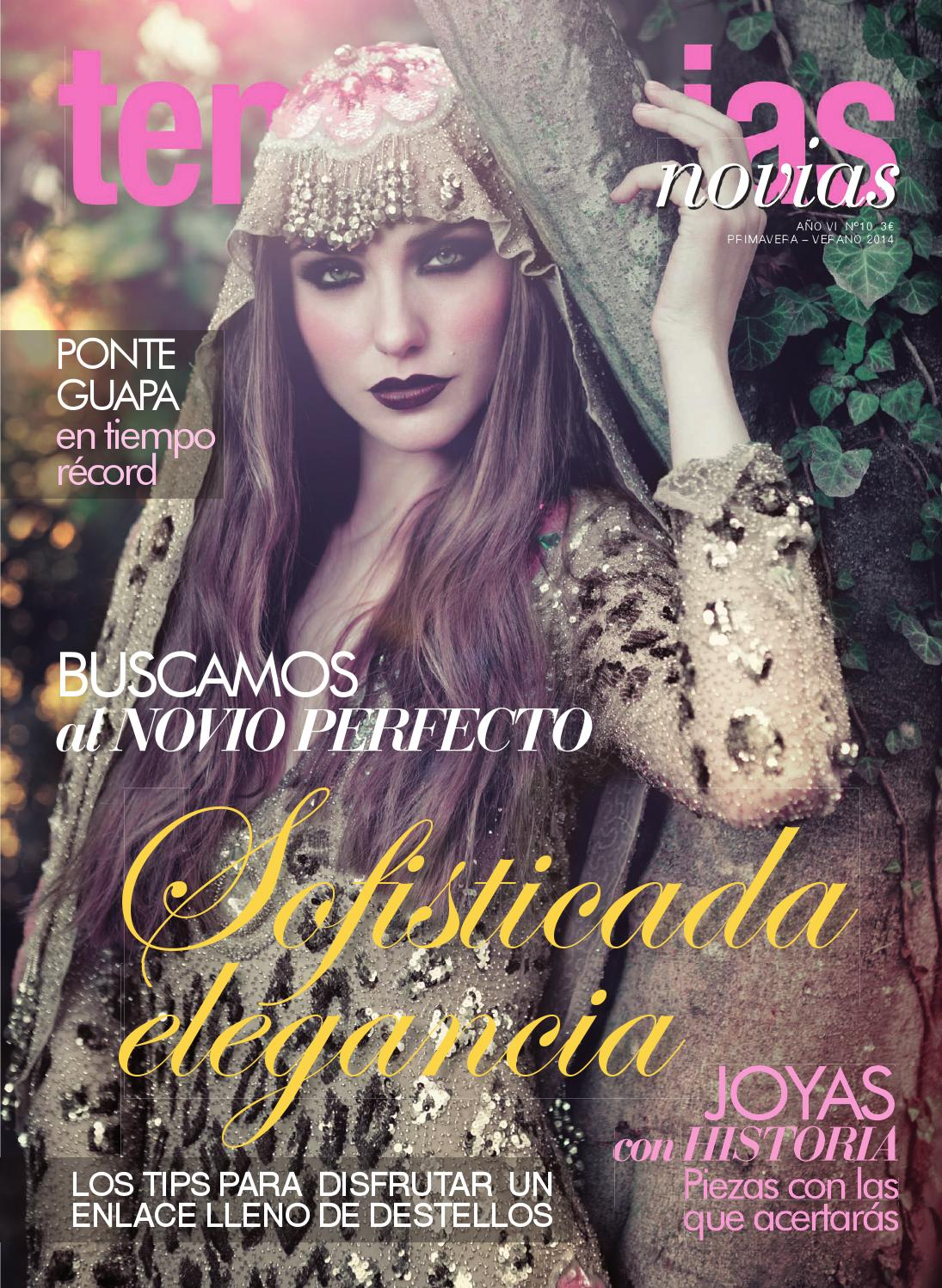 Tendencias novias nº10 by tendencias - issuu
