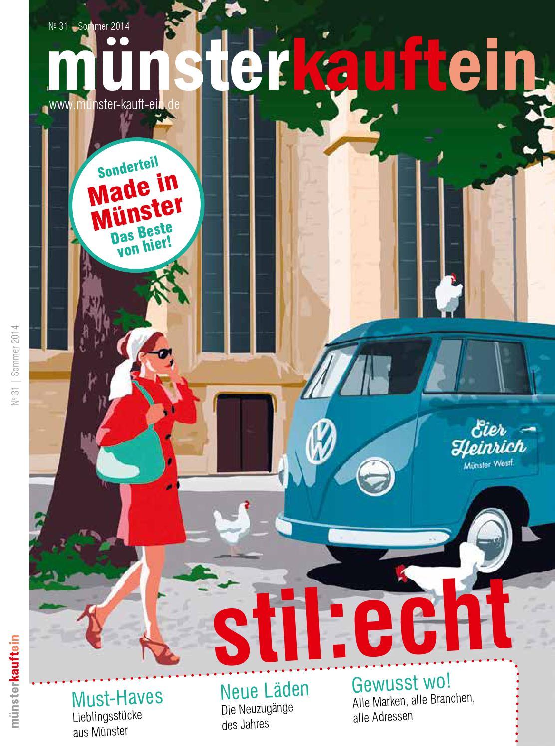 eaa6f9213243 Münster Kauft Ein by Tips Verlag GmbH - issuu