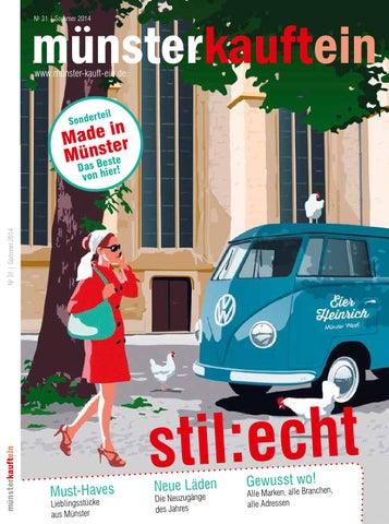 edfeec994452 Münster Kauft Ein by Tips Verlag GmbH - issuu