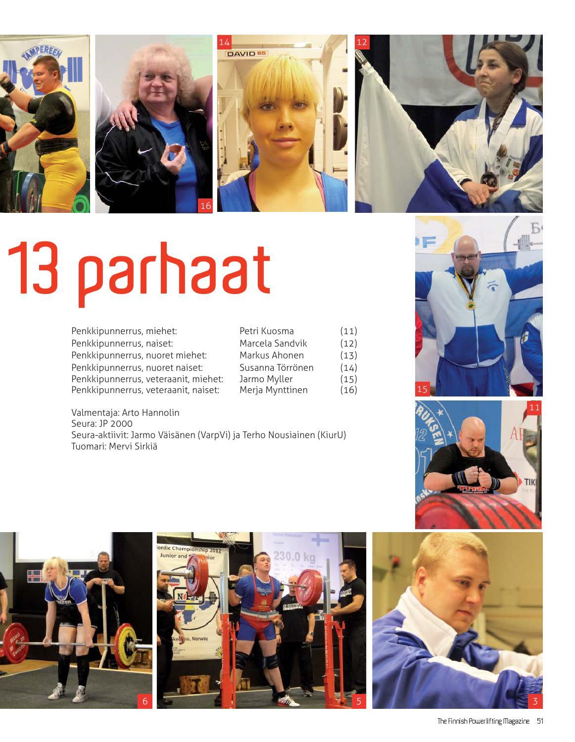 Liiton Syyskokouksen Päätöksiä | Suomen Voimanostoliitto Ry