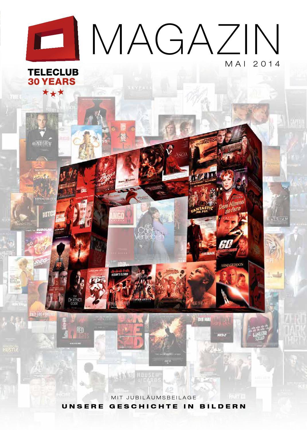 Teleclub Magazin Mai 2014 By Teleclub AG   Issuu