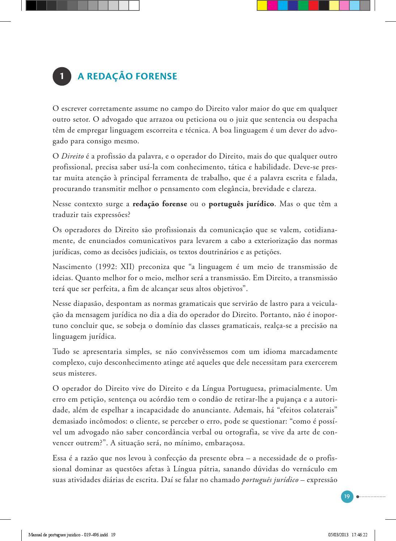 067b03977b9b0 Português jurídico by Abikeila Silva - issuu