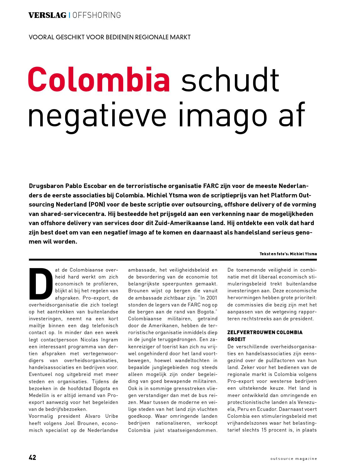 colombia om01 2011 by wwwappz issuu. Black Bedroom Furniture Sets. Home Design Ideas