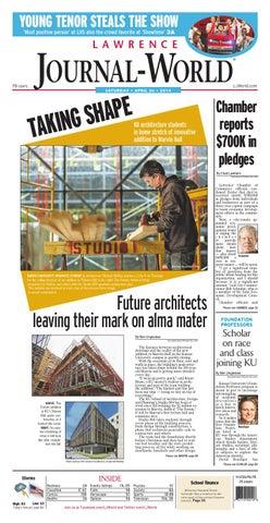 Lawrence Journal-World 042614 by Lawrence Journal-World - issuu