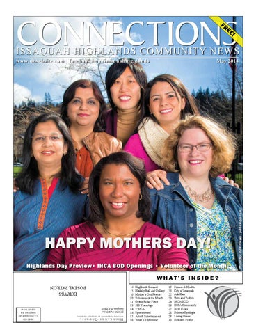 304e111ceaf May 2014 by Issaquah Highlands Connections - issuu