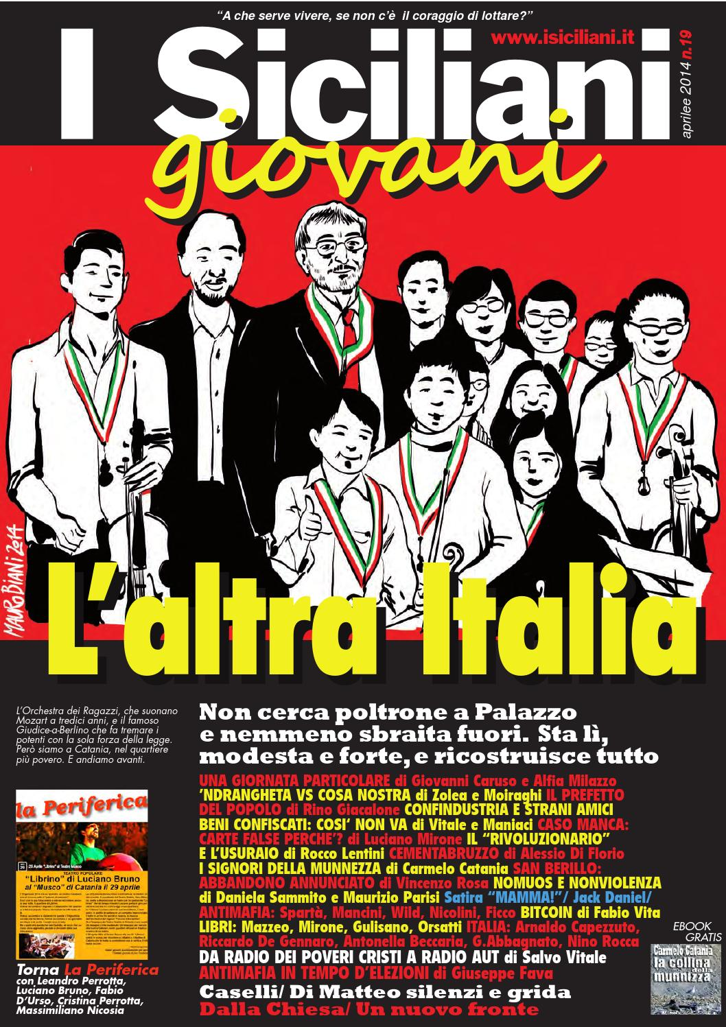I Siciliani - aprile 2014 by I Siciliani - issuu dc5ab4efcd2