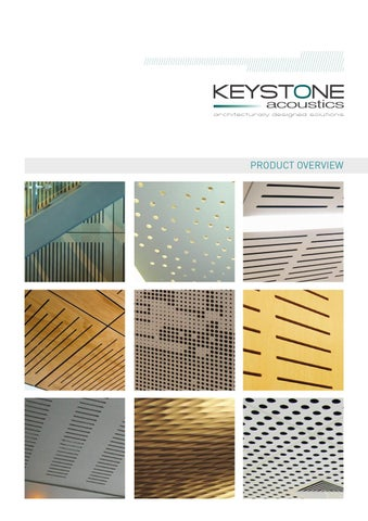 Keystone Acoustics Product Overview  sc 1 st  Issuu & Fabtech Doors Standard configurations by Mark Edlin - issuu pezcame.com