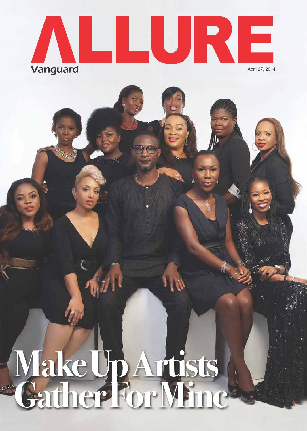 Make Up Artists Gather For Minc